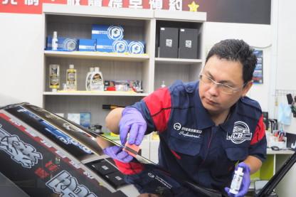 三級考核認證通過 - 台南安平店